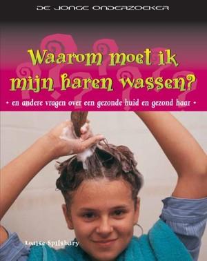 Waarom moet ik mijn haren wassen?