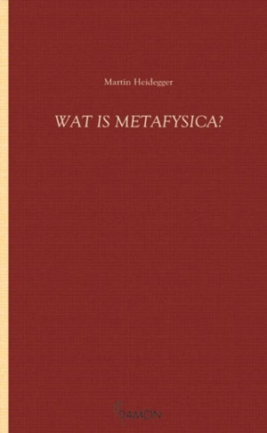 Wat is metafysica?