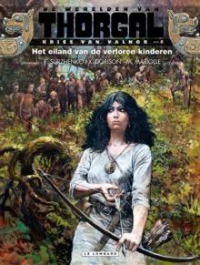 De Werelden Van Thorgal - Kriss Van Valnor 06