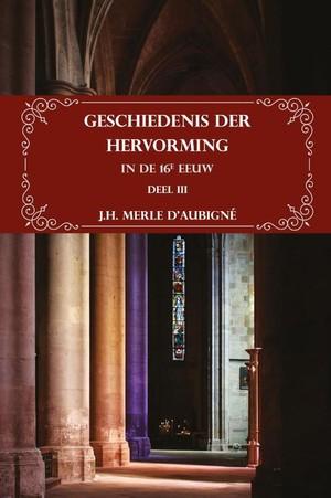 Geschiedenis der Hervorming in de 16e eeuw