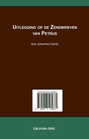 Uitlegging op de Zendbrieven van Petrus