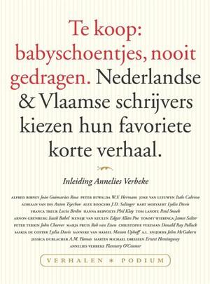 Te koop: babyschoentjes, nooit gedragen