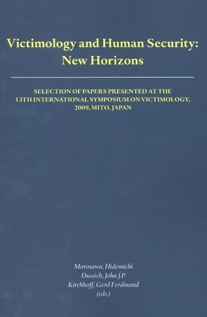 Victimology and human security : new horizons