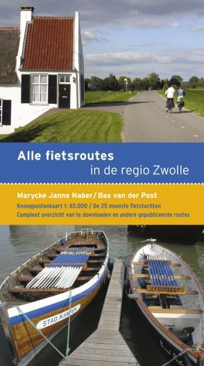 Alle fietsroutes in de regio Zwolle