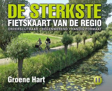 De sterkste fietskaart van de regio Groene Hart