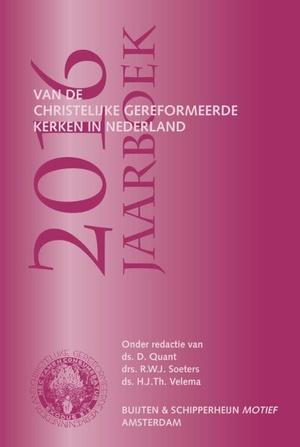 Jaarboek van de christelijk gereformeerde kerken in Nederland 2016