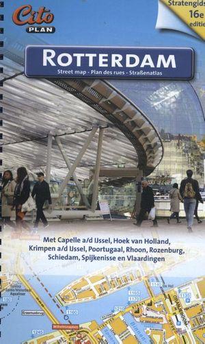 Citoplan Stratengids Rotterdam
