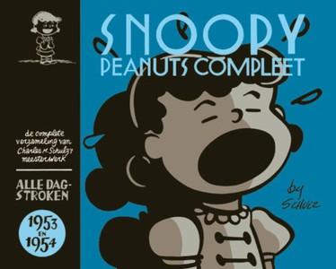 Snoopy 1953 en 1954