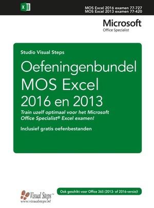 Oefeningenbundel MOS Excel 2016 en 2013 basis