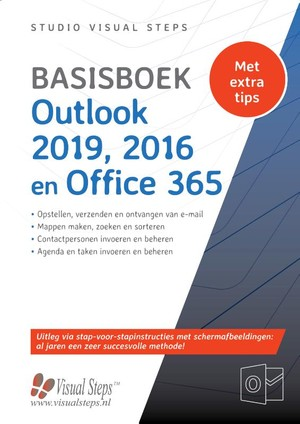 Basisboek Outlook 2019, 2016 en Office 365