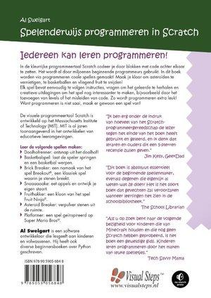Spelenderwijs programmeren in Scratch