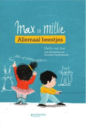 Voorleesverhaaltjes Max & Millie Allemaal Beestjes