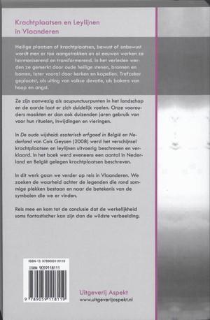 Krachtplaatsen en Leylijnen in Vlaanderen