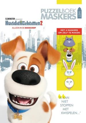 The Secret Life of Pets 2: Puzzelboek