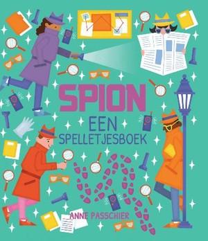 Spion: Een spelletjesboek