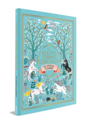 Het Magische Eenhoorn Genootschap Kleurboek