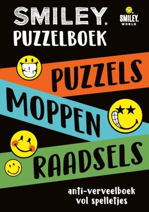 Smiley Puzzelboek