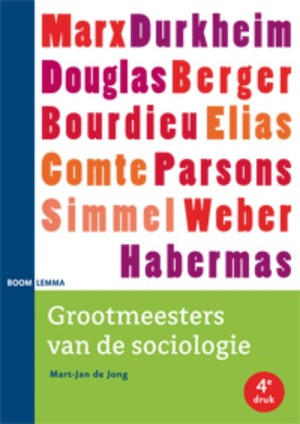 Grootmeesters van de sociologie