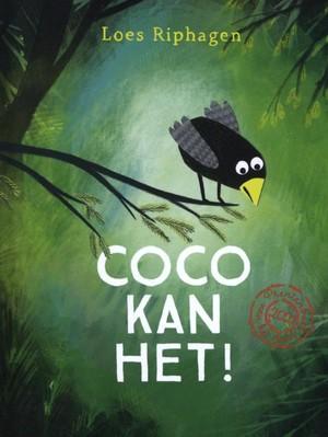 Mini prentenboek Coco kan het!