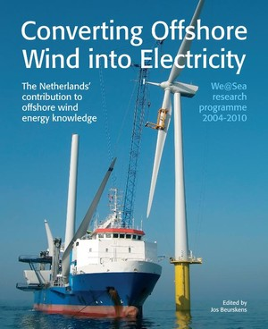 Converting offshore wind into electricity