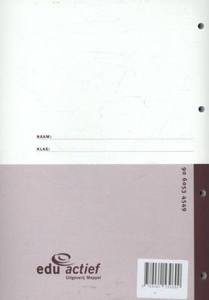 Instructie-/werkboek deel 1
