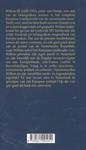 Willem III (1650-1702)