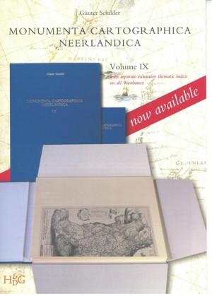 Monumenta Cartographica Neerlandica IX