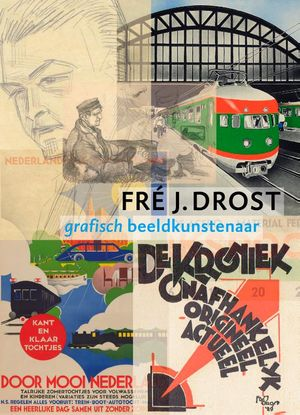 Fré J. Drost - grafisch beeldkunstenaar