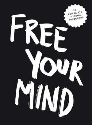 Free Your Mind Postcard Block