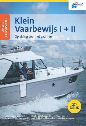 ANWB Cursusboek Klein Vaarbewijs I + II