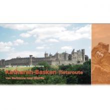 Katharen - Basken fietsroute Narbonne naar Biarritz