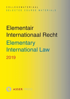 Elementair Internationaal Recht 2019