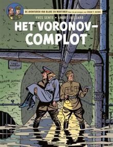 Blake & Mortimer 14 - Het Voronov Komplot