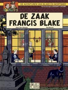 Blake & Mortimer 13 - De Zaak Francis Blake