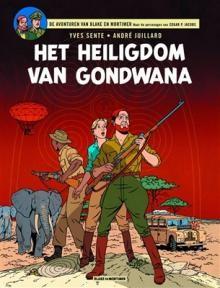 Blake & Mortimer 18 - Het Heiligdom Van Gondwana