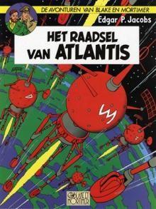 Blake & Mortimer 07 - Het Raadsel Van Atlantis