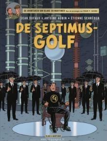 Blake & Mortimer 22 - De Septimus-golf