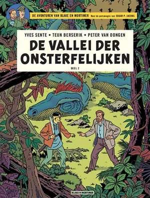 Blake en Mortimer 26 - De vallei der onsterfelijken deel 2