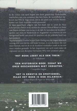 Voetbal in een vuile oorlog