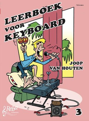 Leerboek voor keyboard 3