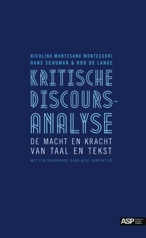 Kritische discoursanalyse