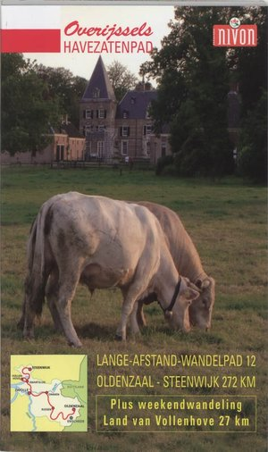 Overijssels Havezatepad LAW 12 Oldenzaal - Steenwijk