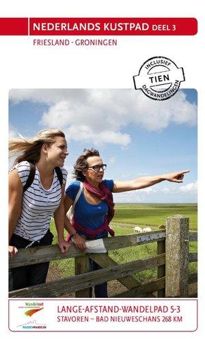 Nederlands Kustpad deel 3 Friesland - Groningen LAW 5-3