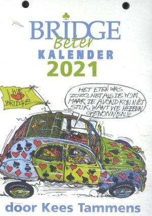 Bridge Beter kalender 2021