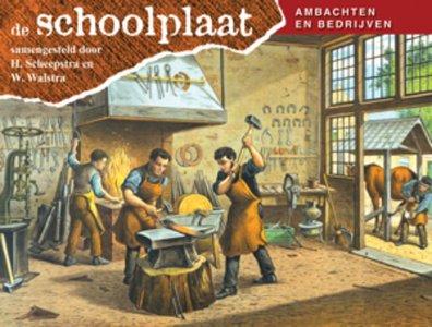 De Schoolplaat Ambachten en Bedrijven