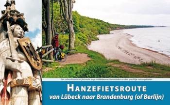 Hanzefietsroute Deel 2 Lübeck-brandenburg (berlijn)