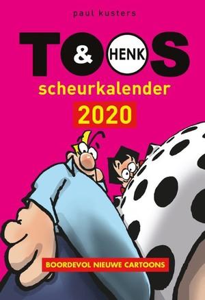 Toos & Henk scheurkalender 2020