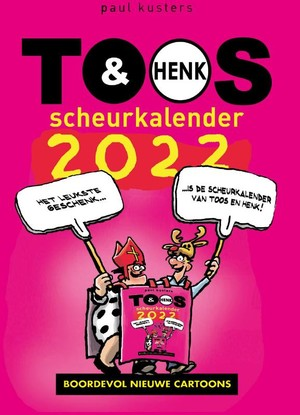 Toos & Henk scheurkalender 2022