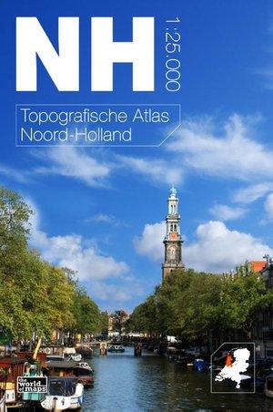 Topografische atlas van Noord-Holland