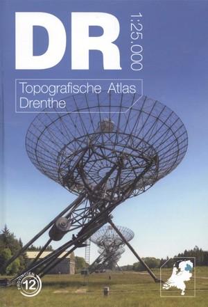 Topografische atlas van Drenthe